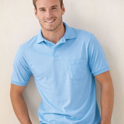 Ecosmart® Jersey Sport Shirt with Pocket