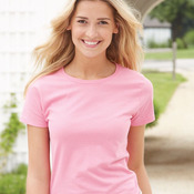 ComfortSoft® Tagless® Women's Short Sleeve T-Shirt