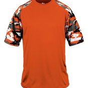 Youth Camo Sport T-Shirt