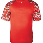 Youth Digital Camo Sport T-Shirt