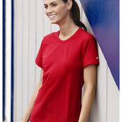 Women's B-Tech Cotton-Feel T-Shirt