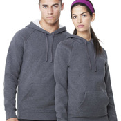 Unisex Performance Fleece Hooded Pullover